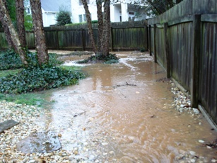 Drainage problems for Residential stormwater drainage solutions