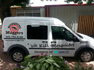 mosquito control - LAWNS LTD