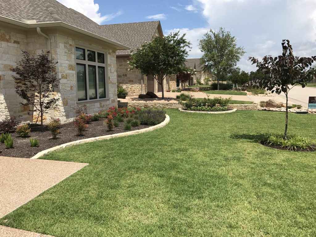 Landscape Makeovers Central Texas | LAWNS LTD